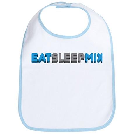 Eat Sleep Mix Bib