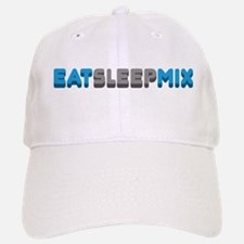 Eat Sleep Mix Baseball Baseball Cap