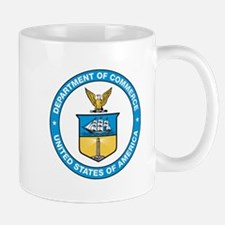 U.S. Department of Commerce Mug