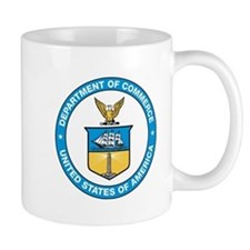 U.S. Department of Commerce Mug