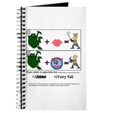 Frog Fairy Tales Journal