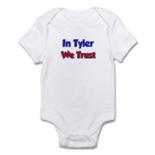 In Tyler We Trust Infant Bodysuit