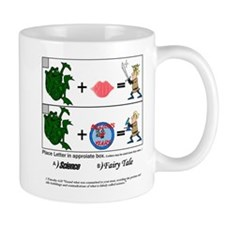 Frog Fairy Tales Coffee Mug