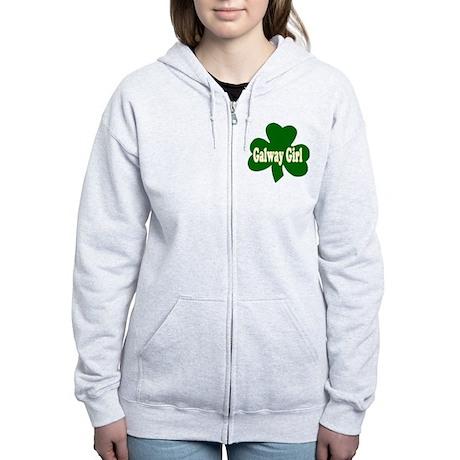 Galway Girl Women's Zip Hoodie