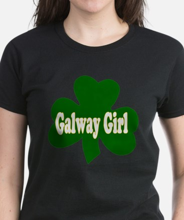 Galway Girl Women's Dark T-Shirt
