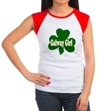 Galway Girl Women's Cap Sleeve T-Shirt