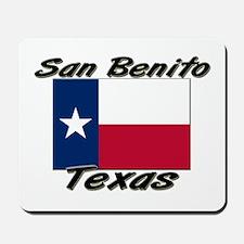 San Benito Texas Mousepad