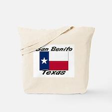 San Benito Texas Tote Bag