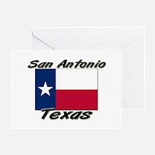 San Antonio Texas Greeting Card