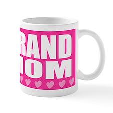 #1 Grand Mom Mug
