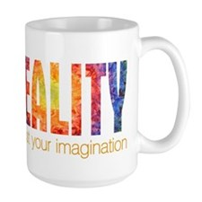 Reality Imagination Mug