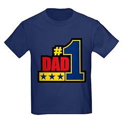 #1 Dad T