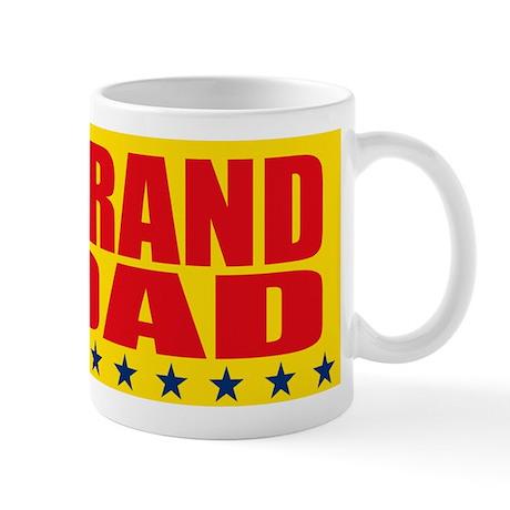 #1 Grand Dad Mug