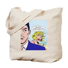 Wittgenstein Pop Art Tote Bag
