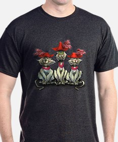 Unique Red society T-Shirt