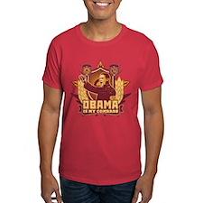 Barack Is My Comrade! T-Shirt