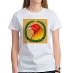 Wreath Gamecock Women's T-Shirt