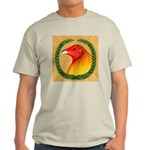 Wreath Gamecock Light T-Shirt