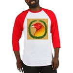 Wreath Gamecock Baseball Jersey