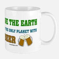 Save The Beer Small Mugs
