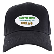 Save The Beer Baseball Hat
