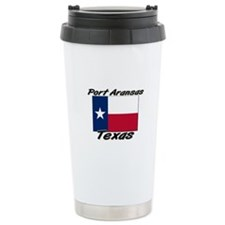 Port Aransas Texas Travel Mug
