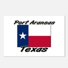 Port Aransas Texas Postcards (Package of 8)