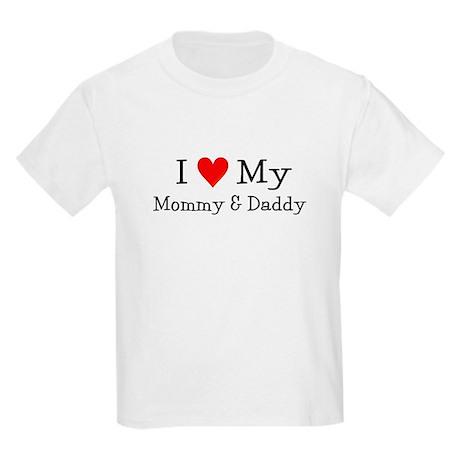 I LOVE MY T SHIRTS: Kids Light T-Shirt