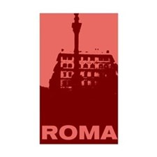 Stickers! Roma - column(Rectangular)