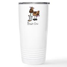 Brown Cow Travel Mug