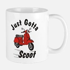 Just Gotta Scoot Classic Mug