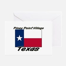 Piney Point Village Texas Greeting Card