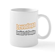"""Levodopa...Breakfast"" Mug"
