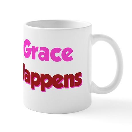Grace Happens Mug