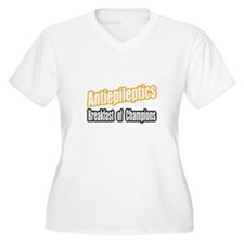 """Antiepileptics...Breakfast"" T-Shirt"