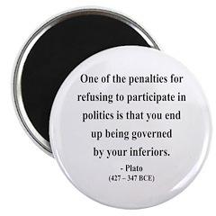 Plato 5 Magnet