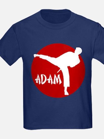 -Adam Karate T