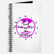 Smile and Be Happy! Journal