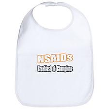 """""""NSAIDs...Breakfast"""" Bib"""