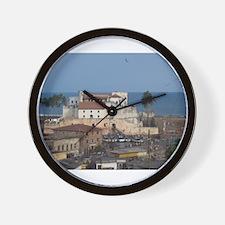 Cute Francis highland Wall Clock