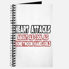 """Heart Attacks Are Not Cool"" Journal"