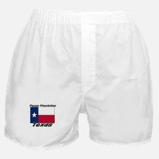 Pecan Plantation Texas Boxer Shorts