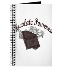 Chocolate Powered Journal