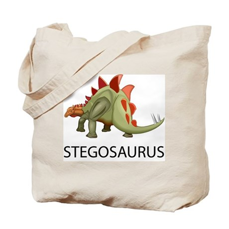 Stegosauras Tote Bag