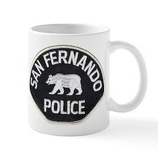San Fernando Police Mug