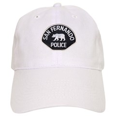 San Fernando Police Baseball Cap