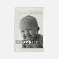 Add Photo Modern Design Magnets