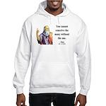Plato 7 Hooded Sweatshirt