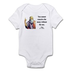 Plato 7 Infant Bodysuit