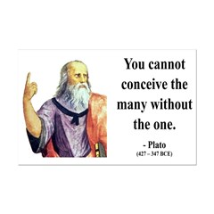 Plato 7 Posters